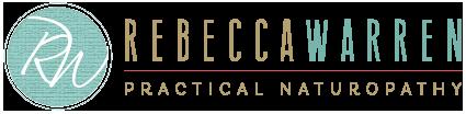 Rebecca Warren Sydney Naturopath Logo